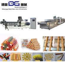 Made in China factory supply fish feed/dog food snacks process line/making machinery Jinan DG