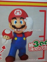 Wholesale hot sell plastic mario action figure mario cartoon 3D models toys for kids