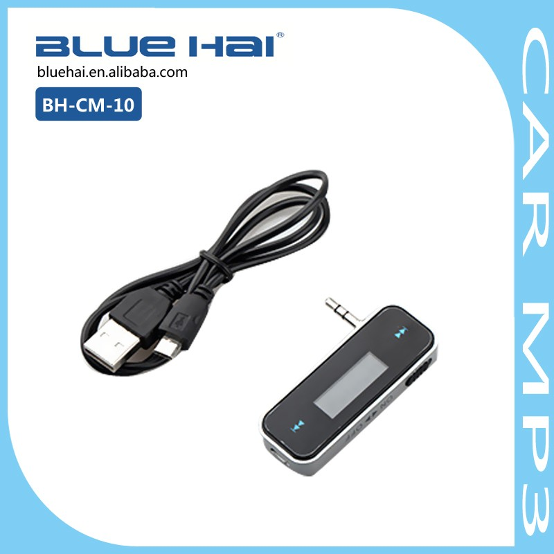 High Quality Car Usb Flash Mp3 Player Fm Transmitter/Audio Mp3 Decoder Car/Car Mp3 Player China