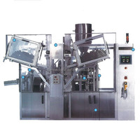 Automatic Cosmetic tube packaging and sealing machine