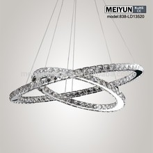Brand new crystal pendant lamp with high quality