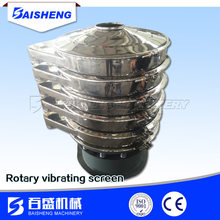 China Facgtory Electric Rotary Sieve Machine/Flour Rotary Sifter Screen Machine