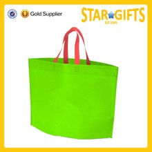 Promotional reusable shopping bag shopping bag printing for supermarket