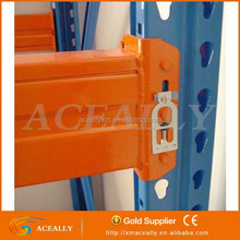 Iron steel warehouse shelving and racking system slotted angle bracket heavy duty angle brackets
