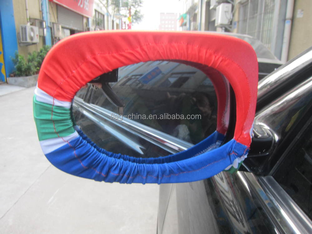 Fsat delivery us car side mirror flag covers ,car mirror flag cover