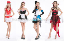 "<span class=""wholesale_product""></span> walson Instyles Ladies Sexy Naughty Nurse french maid Fancy Dress Fun Party Hen"