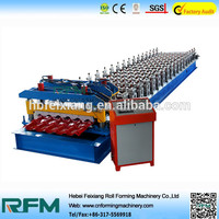 FX- Metal roof sheet roll forming machine