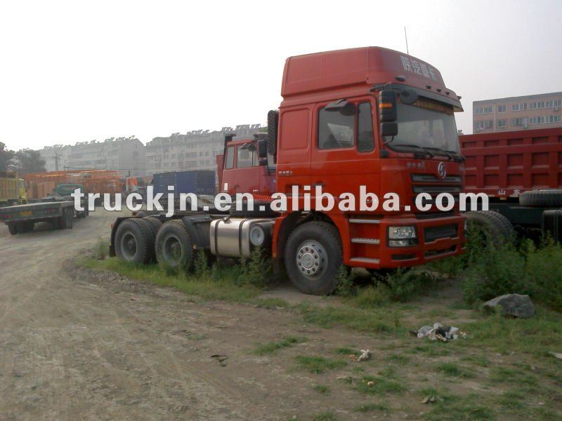 2012 hot sale shacman head tractor Chinese tractor truck for sale