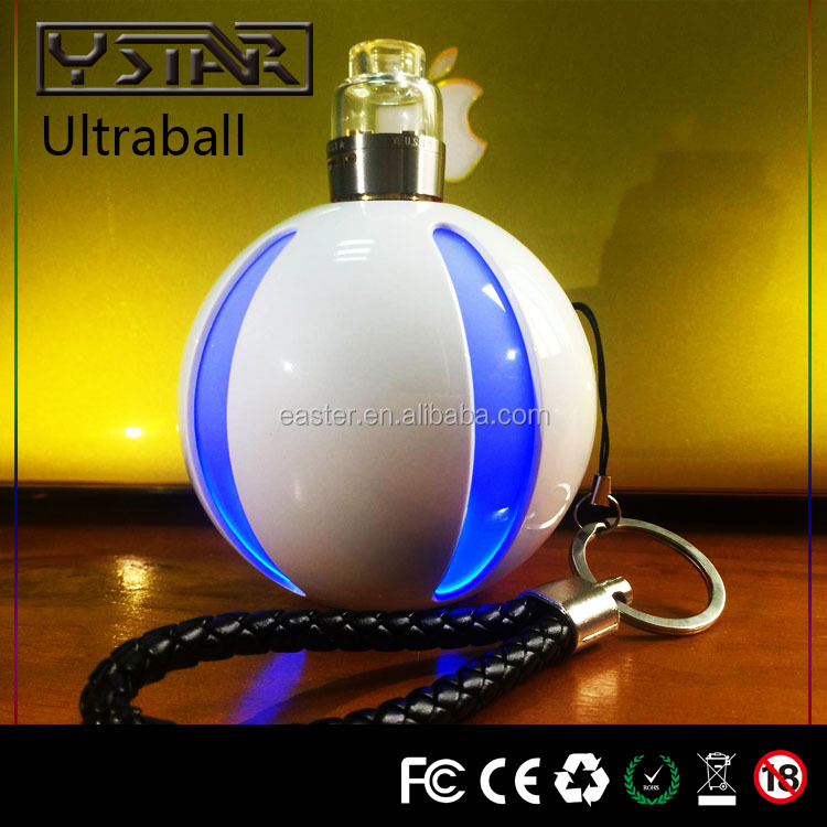 2017 trending products Ultraball box mod alibaba express color changing smoke cigarettes cheap e-cig mod