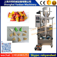 150S Full Automatic Small Granule Triangle Packing Machine factory price