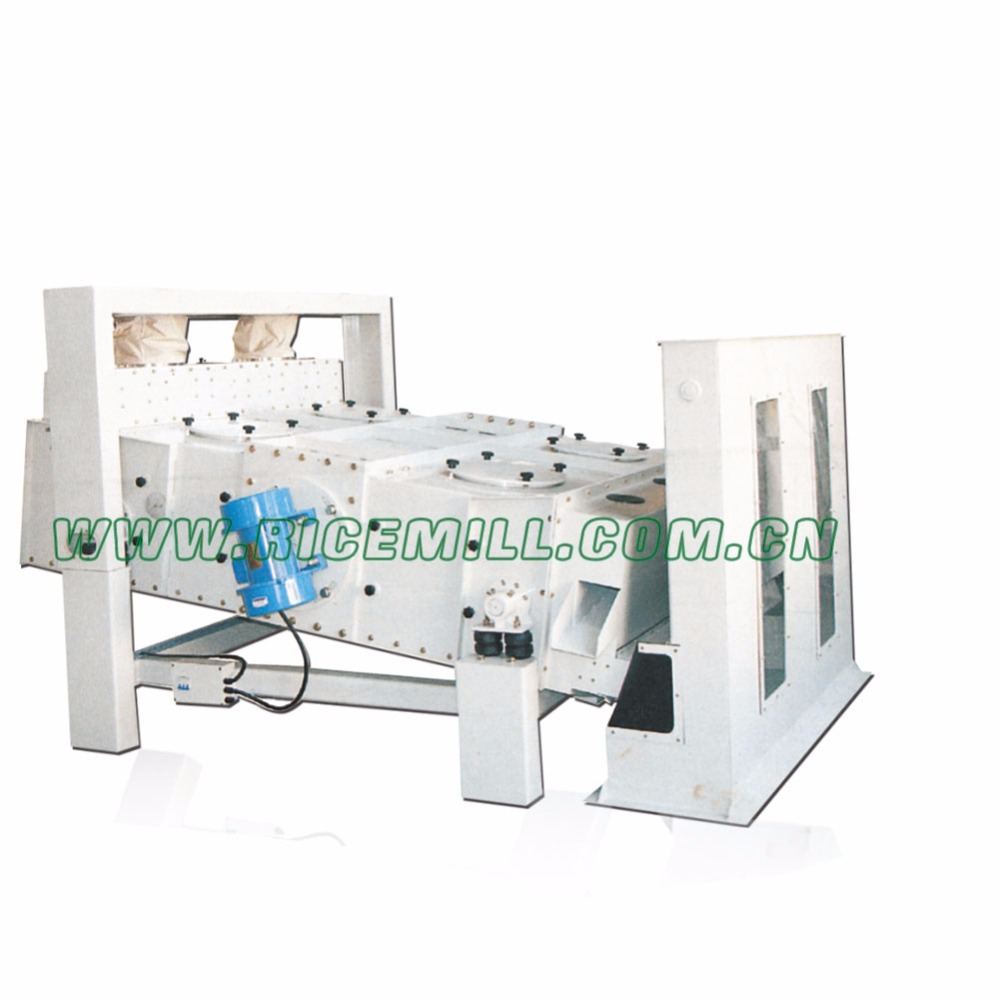 High Quality STSF Series Vibrating gravity grain cleaner