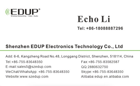 High Quality EDUP Stock Dual Band 1200Mbps WiFi Router With 802.11b/g/n/ac Standard