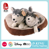 Warm Dog Cat Bed Sleeping House Cushion Doggie Soft Pet Products