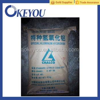 CHALCO Aluminum hydroxide white powder filler