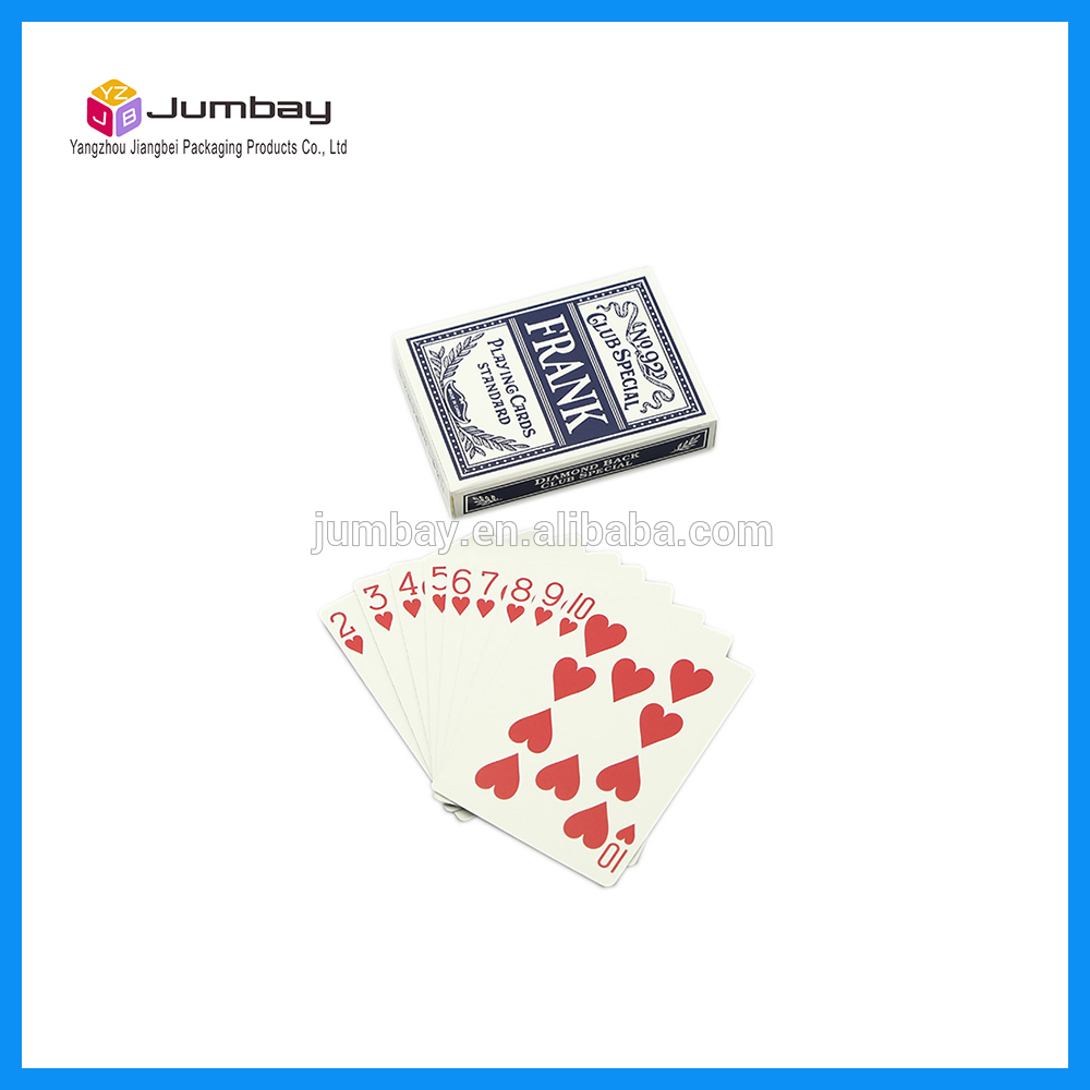 angel original poker and plastic playing card for japan-market happy time
