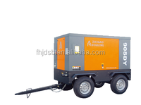 Energy saving Electric Engine Used Portable Air Compressor