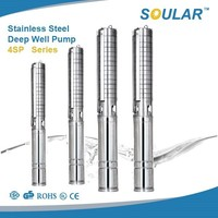 Submersible Borehole Pump for Deep Well ( 3 Years Warranty )