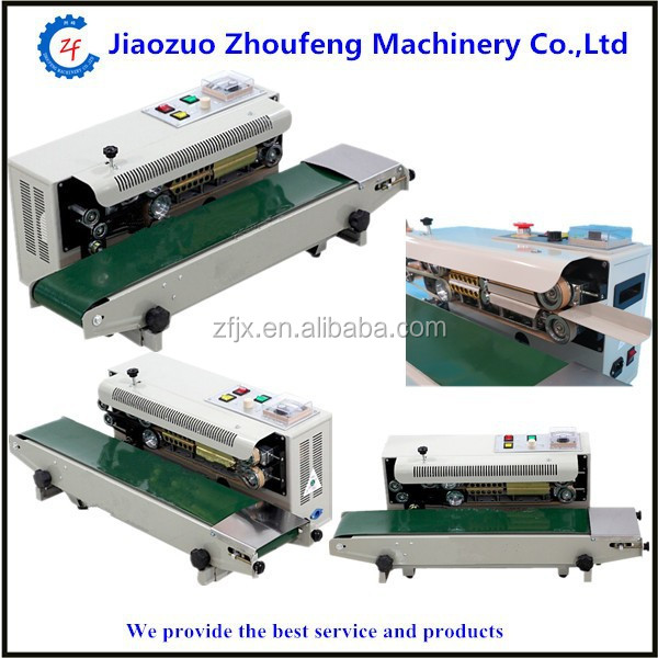 ZFRF-900 machine used for plastic Bag heat press Sealing and printing (whatsApp:008613782875705)