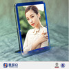 2015 High quality custom 2x3 acrylic picture frame for sale