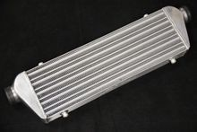 "28"" ALUMINUM TURBO FRONT MOUNT INTERCOOLER 2.5"" EVO LANCER 4G63 3000GT VR4 GTO"