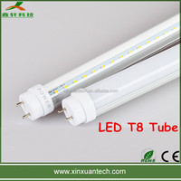 High bright SMD 2835 1200/ 900/ 600 mm 4 feet dimmable led tube