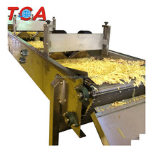 Factory supplier for Automatic good price french fries freezer potato production line