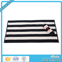 2016 high quality custom custom stock lot beach towel