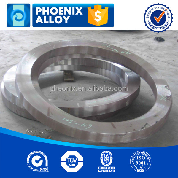 nickel-cobalt-chromium-base alloy nimonic 105 forging