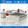 Building glass water jet cutter solar energy plate glass cutting machine