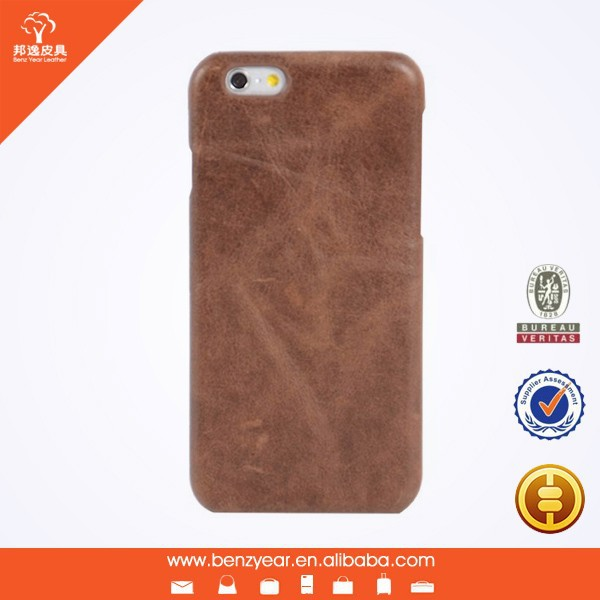 for iphone 6 cheap leather mobile phone case