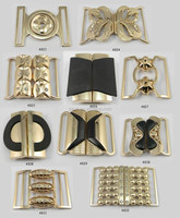 garment decoration ,belt buckle hardware,shiny metal belt buckle