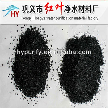 HIGH QUALITY OF COCONUT SHELL ACTIVATED CARBON FOR WATER TREATMENT MATERIAL