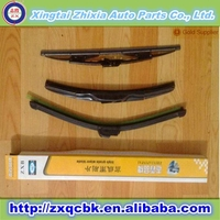 China ZX auto spare parts rubber wiper blade/rear wiper blade/windshield wiper blades