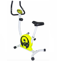High end manual physical exercise bike for home office use