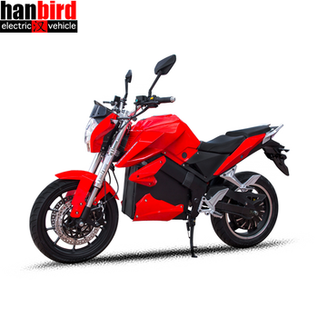 Adult Racing Motorcycle Electric Bike with 8000 Watt Motor