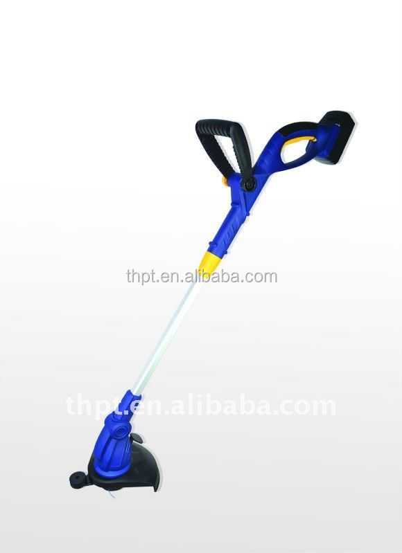18V cordless electric grass trimmer best grass changzhou
