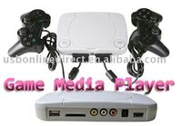 HDMI TV 3D Game BOX Supp. Two Player Game & media Player for PS1