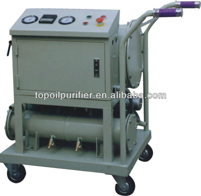 Light fuel oil purifier, diesel oil filtering, gasoline oil recycling system