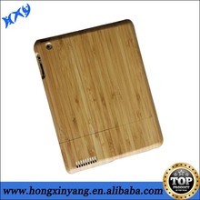 Eco-friendly bamboo case for ipad wood case bamboo case for ipad 2 3 4