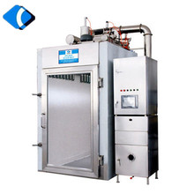 reasonable price chicken/duck/meat/sausage smoking machine manufacturer