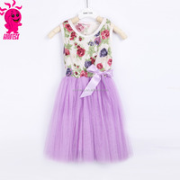 flower girl dresses children frocks design girls tutu dress new design fashion kids dress