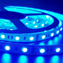 New Coming OEM Accept DC12V/24V 30LED/m 60LED/m Indoor Outdoor Flexible 5050 RGB LED Strip
