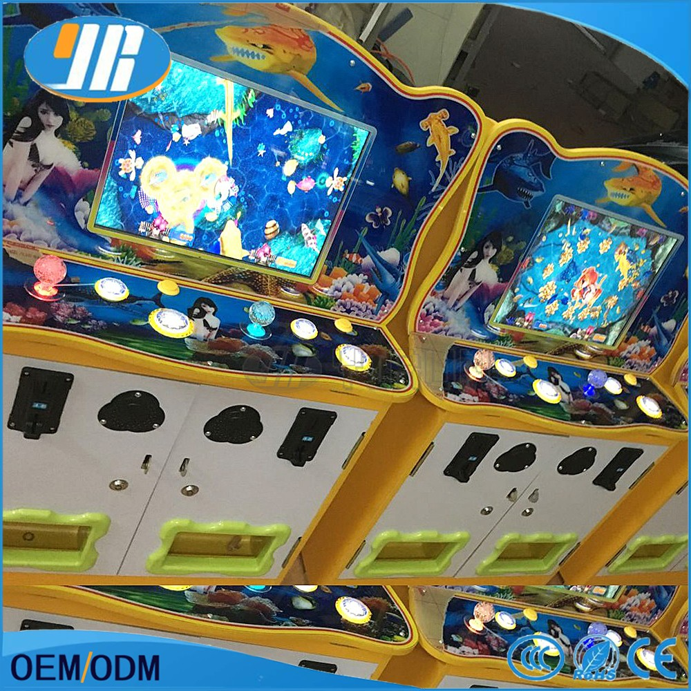 Low price sale high quality fishing game machine catch for Fish game gambling