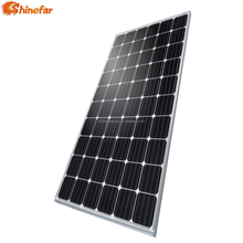 Shinefar high effeciency mono 285w 290w 295w 300w solar cell panel price