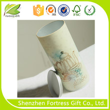 customize wholesale popular carton paper tube packing
