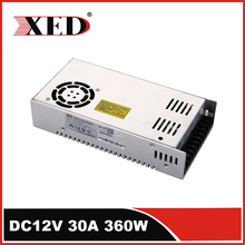 12V 30A Centralized Switching Power Supply For CCTV Cameras etc