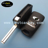 Best price Kia Picanto 3 button flip key shell