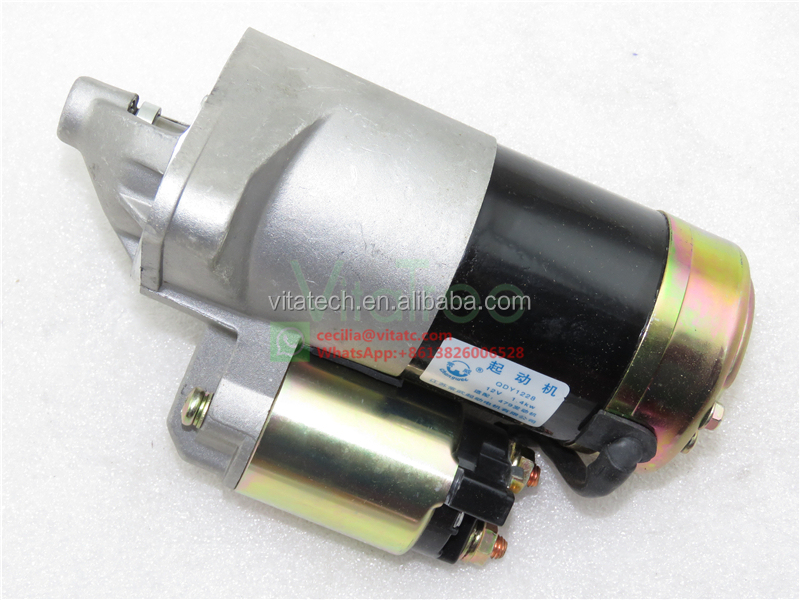Guangzhou auto parts Starter for Geely CK