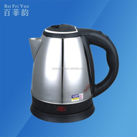Anti-scald stainless steel hotel electric kettle