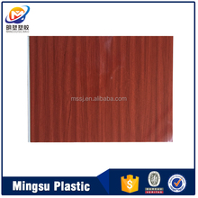 China supplier manufacture pvc interior tongue and groove wall cladding